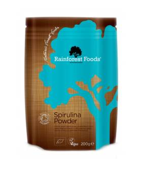 Spirulina BIO (200 g) - Rainforest Foods