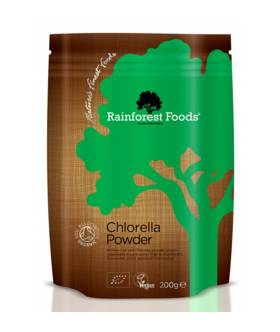 Chlorella BIO (200g) - Rainforest Foods