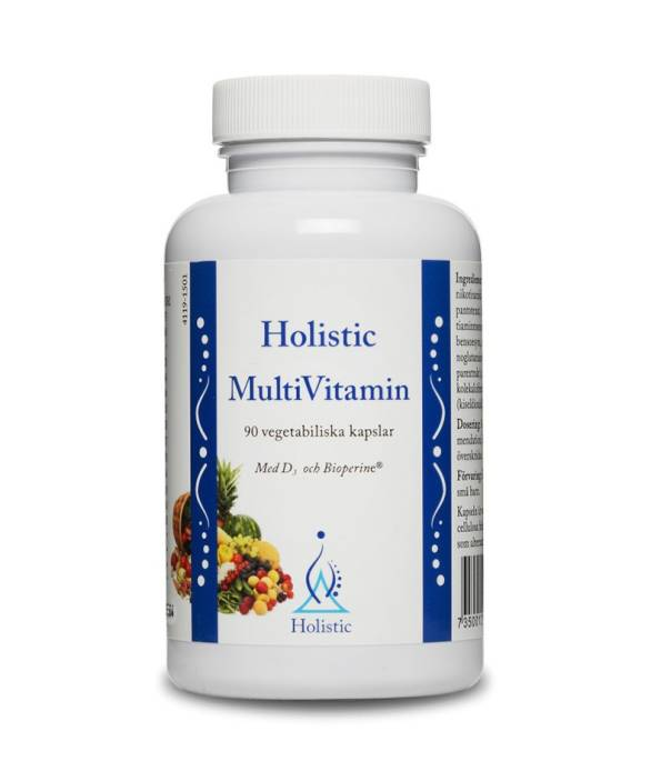 Multiwitamina (90 kaps) - Holistic