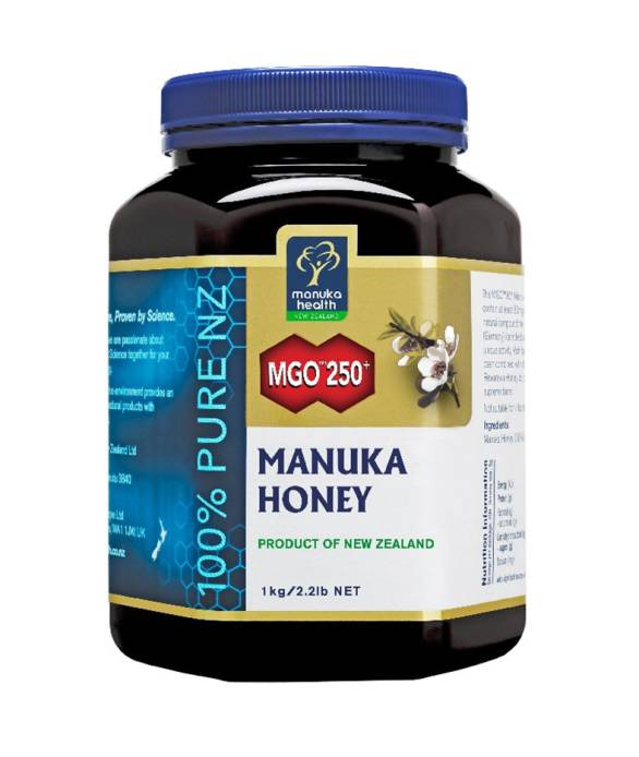 Miód Manuka MGO250+ (1kg) - Manuka Health New Zealand