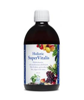 Multiwitamina - Super Vitalis (450 ml) - Holistic