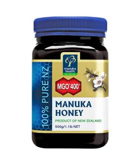 Miód Manuka MGO400+ (500g) - Manuka Health New Zealand