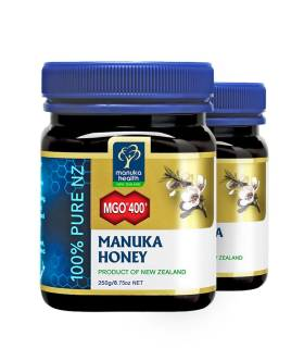 2x Miód Manuka MGO400+ (250g) - Manuka Health New Zealand