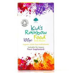 Multiwitamina - Kids Rainbow Food BIO (100g) - G&G